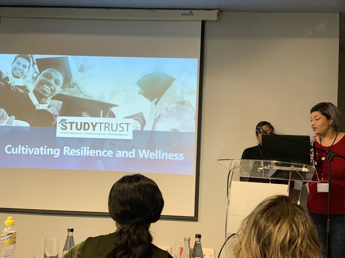 We're at the Supporting Students for Success Conference looking at the variable ways in which different stakeholders promote student wellness & psychological safety. #SSC #MentalHealthMatters #studentsucces