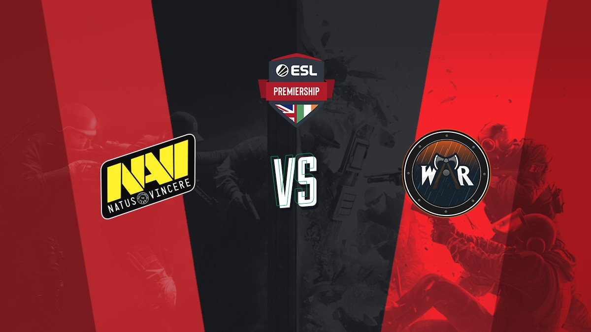 Prepare for today's match at the @ESLRainbowSix Premiership Summer 2019. Facing team Wind and Rain at 23:00 CEST.  📰: https://navi.gg/en/read/text/4083-esl-premiership-summer-2019-facing-wind-and-rain… #NAVINATION #R6S