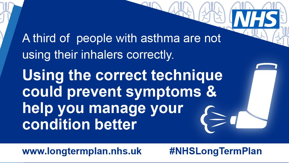 Image result for inhalers nhs