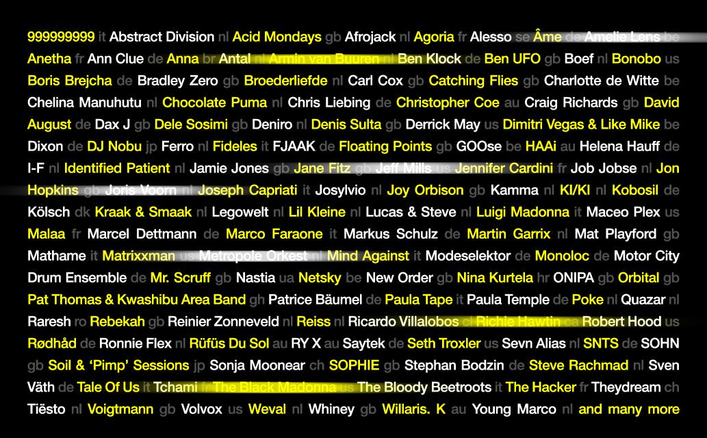 A first glimpse of our 2019 festival program: https://a-d-e.co/2FALA53  #ADE19