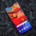 Image for the Tweet beginning: Unlocked LG V40 ThinQ receives