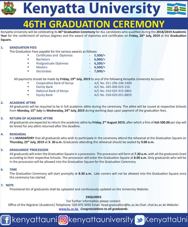 Kenyatta University - @KenyattaUni Twitter Profile and Downloader