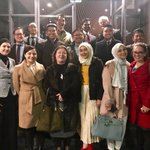 Image for the Tweet beginning: Meeting Young Muslim Leaders from