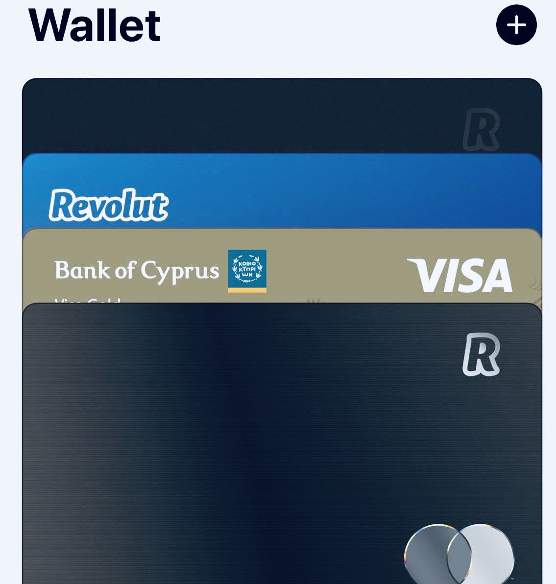 Great News #Now #Cyprus @RevolutApp & @bankofcyprus + ApplePay=❤️ well done 👍