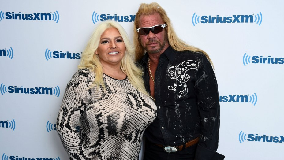 @THR's photo on Dog the Bounty Hunter
