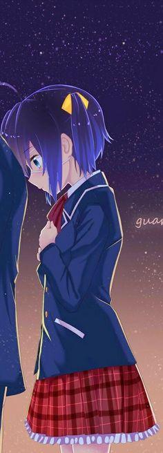 75+ Hd Wallpaper Pp Couple Anime Romantis Terpisah ...