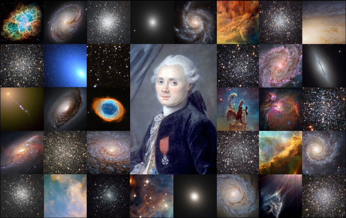 For more about Messier and to see Hubble images of more Messier objects: nasa.gov/content/goddar…