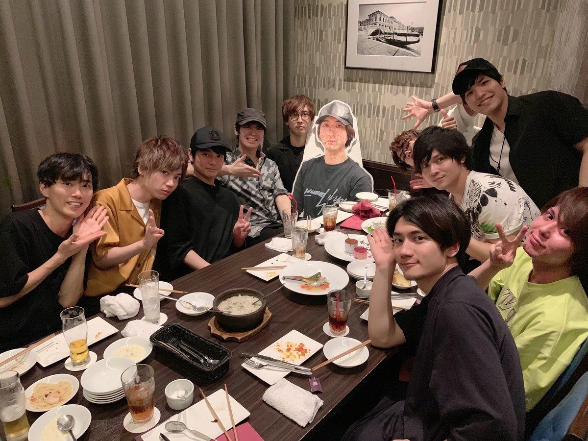 今日はヨシキくん誕生日パーティー!