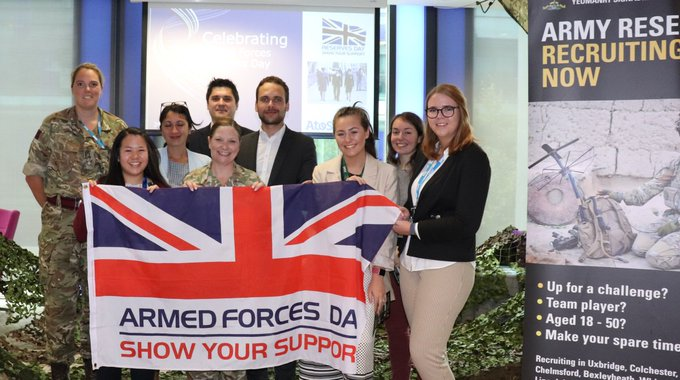 An insightful day with our incredible Atos employee Reservists, celebrating their dedication,...