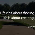 Image for the Tweet beginning: #WednesdayWisdom #TPCRiverHighlands #PlayTPC #Connecticut #Golf
