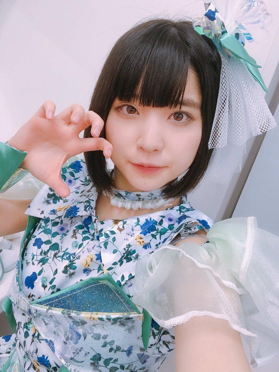 ウッハヤーツアー東京 ありがとございました!初の己のミント衣装!嬉しや〜!!#ウッハヤーツアー