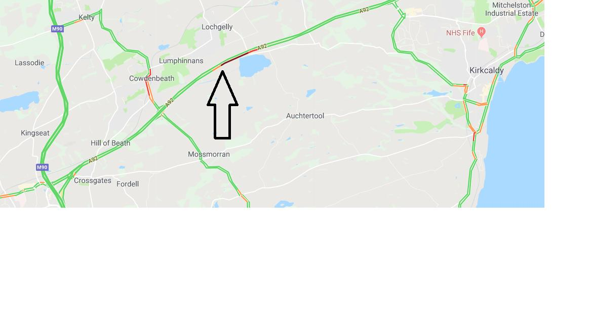 test Twitter Media - *NEW* ❗️⌚️15:58  #A92 southbound Lochgelly, Fife - traffic slow in the area, looking in to this now #BeAware  @NETrunkRoads #Fife https://t.co/GfuOzfwfQb