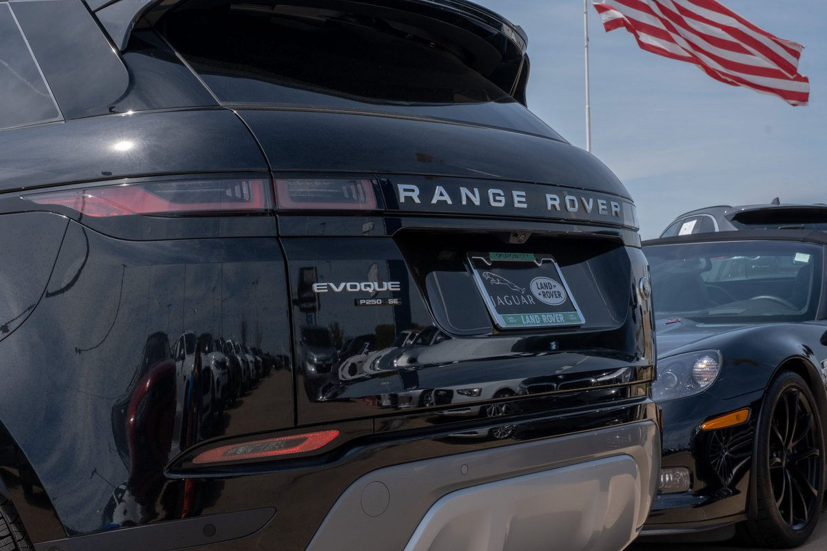 The perfect balance of of luxury and exceptional functionality. Stop by and test-drive the all-new 2020 Evoque TODAY! https://t.co/5UcTwK8CMT