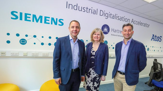 Today we announce the launch of the Industrial Digitalisation Accelerator from Atos,...