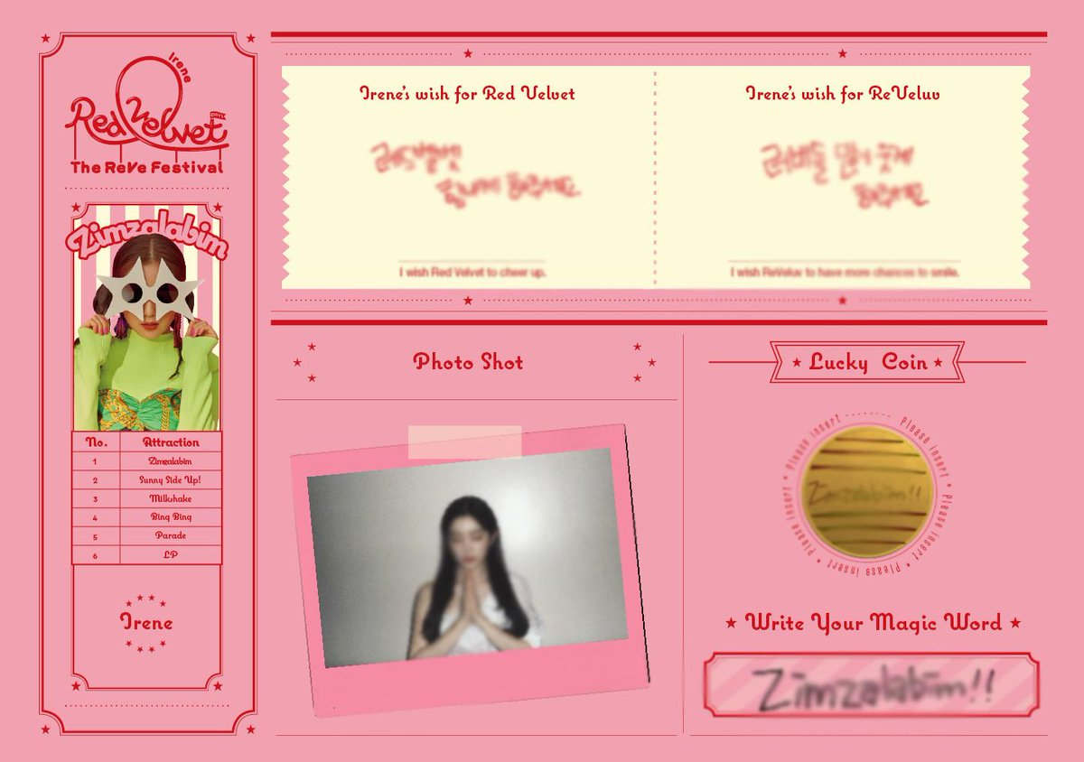 #RedVelvet's NEW album ''The ReVe Festival' Day 1' is out!  Get your own Digital Booklet with the members' exclusive photos, handwritten comments and self-drawn lucky coins by downloading the album on iTunes!  ☑️Download Link: https://smarturl.it/RV_ReVe_Day1_i  #TheReVeFestivalDay1 #RVF