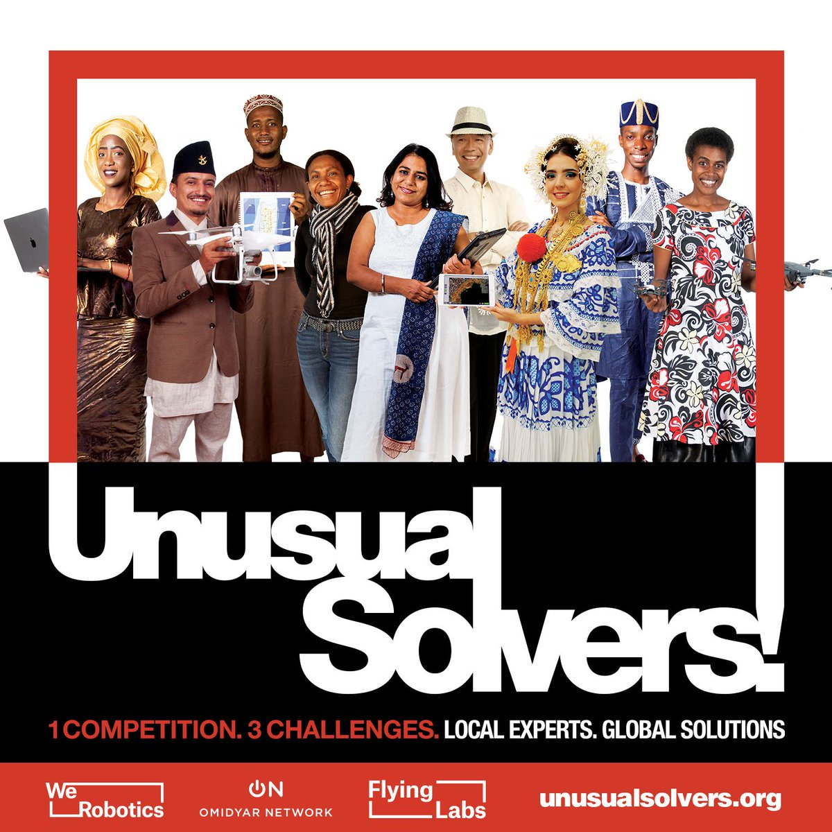Unusual Solvers Competition