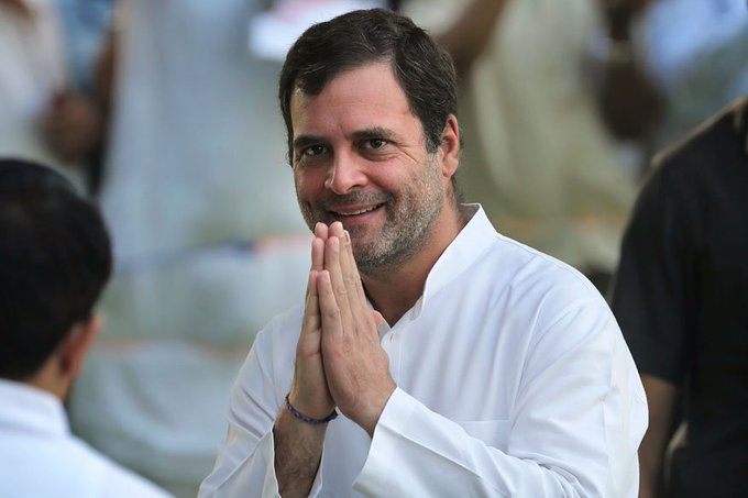 Happy Birthday Congress President Rahul Gandhi