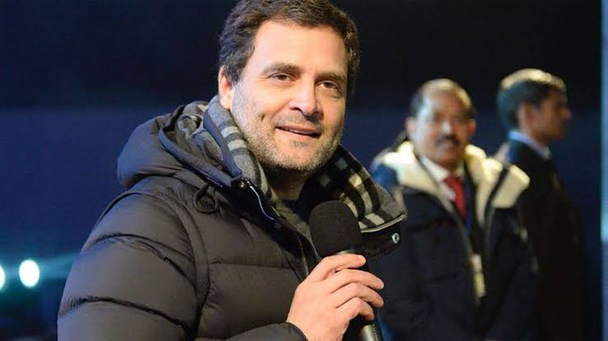 Happy Birthday to a Leader I believe in. And always will. Happy Birthday Resp Rahul Gandhi Ji .
