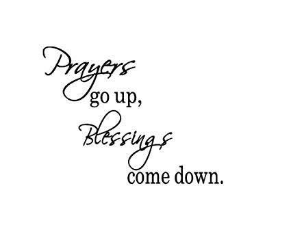 Let's pray... then we hustle, work, thrive and keep the Blessings coming in...#WednesdayMorning
