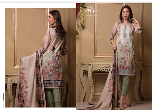 c5fdc0721a Sahil Festive Lawn #Embroidery Collection 2019 Available at #IBAAS... Shop  Online