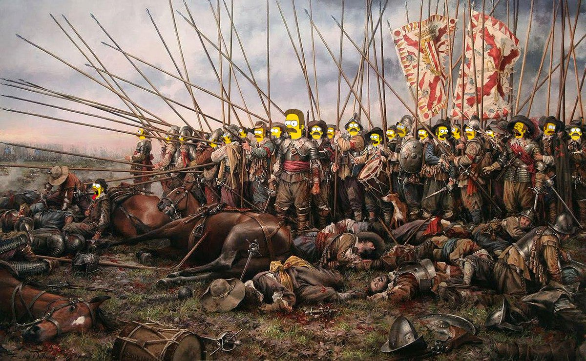 Espectacular restauración que nos muestra cómo eran verdaderamente los tercios de Flanders
