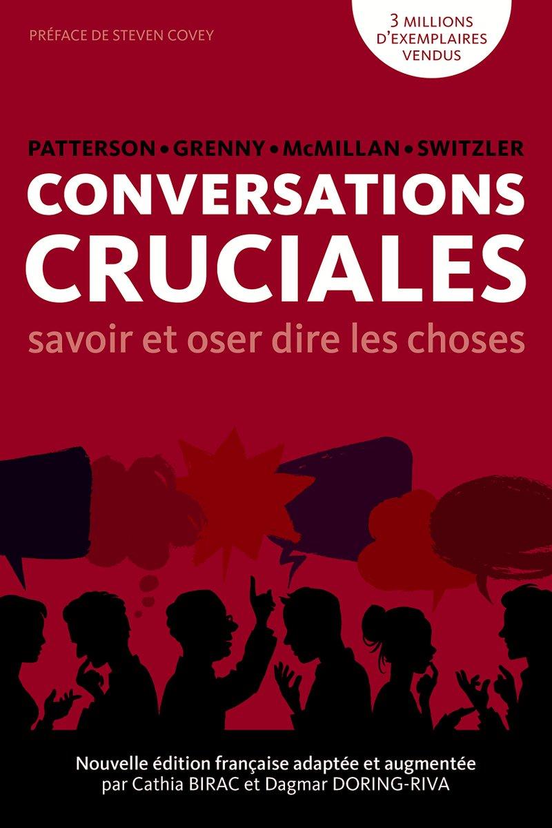 RT @booklovers_FR: Conversations Cruciales - Savoir et oser dire les choses : https://booklovers.fr (Livre 48/300) #booklovers #livre #lecture #book #bookaddict #developpementpersonnel #selfhelp