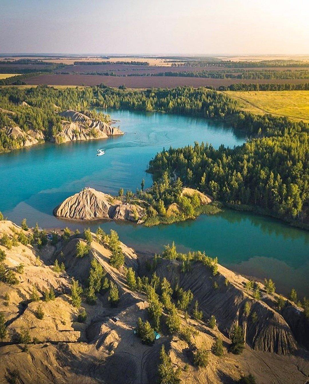 Кондуки тульская область фото озера