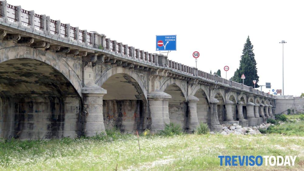 Ponte della Priula, venerdì la riapertura: ci sar...