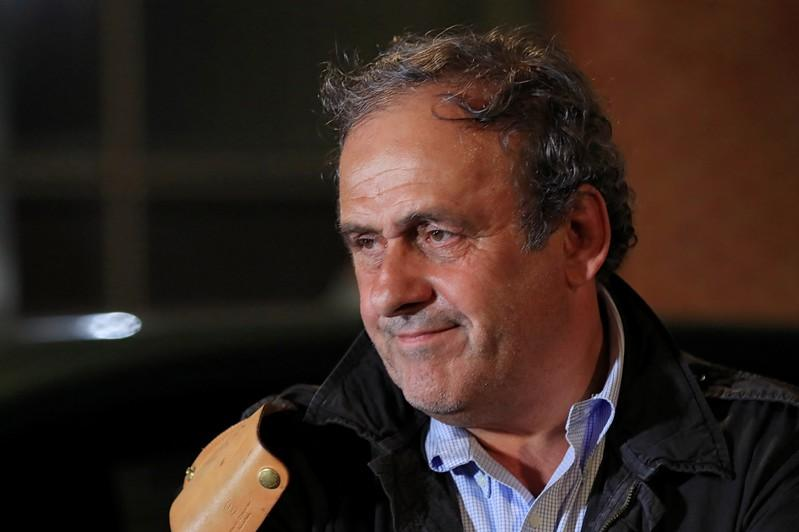 Ex-UEFA head Platini released after being questioned over Qatar World Cup https://reut.rs/2MVMCi5