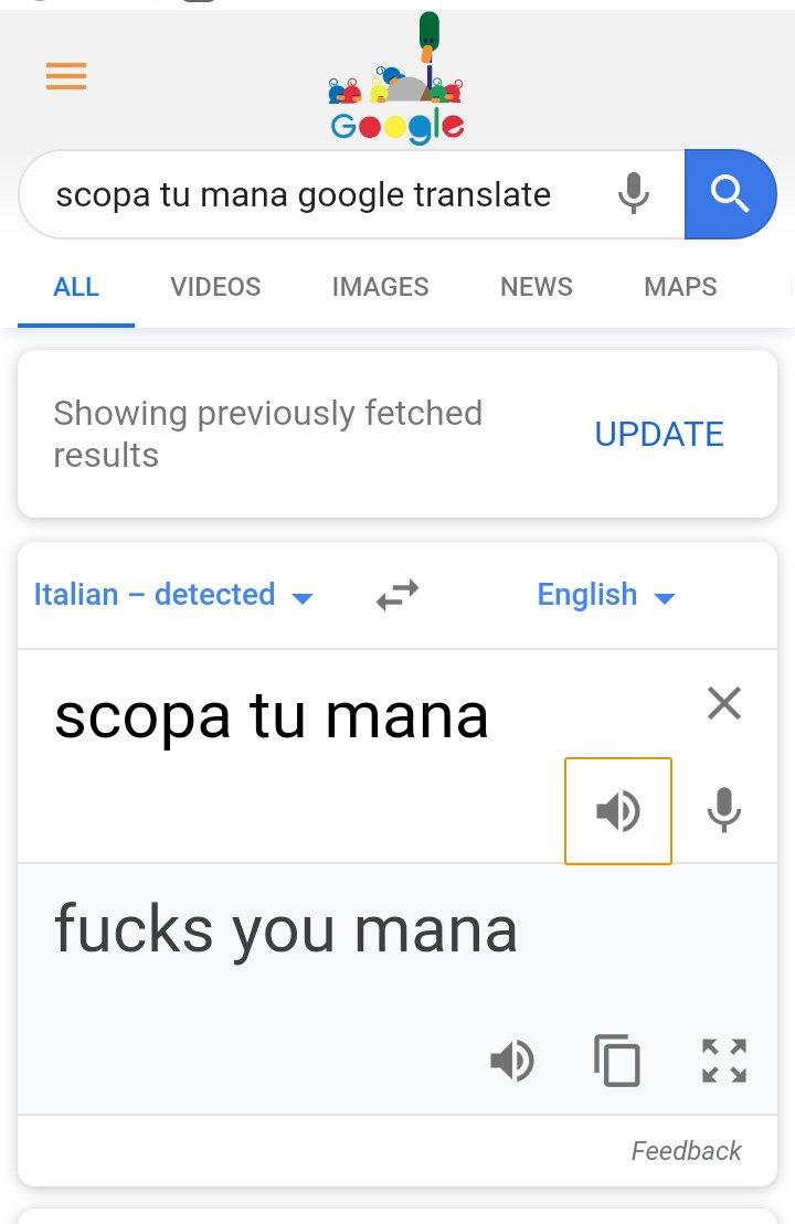 sco pu ta mana meaning