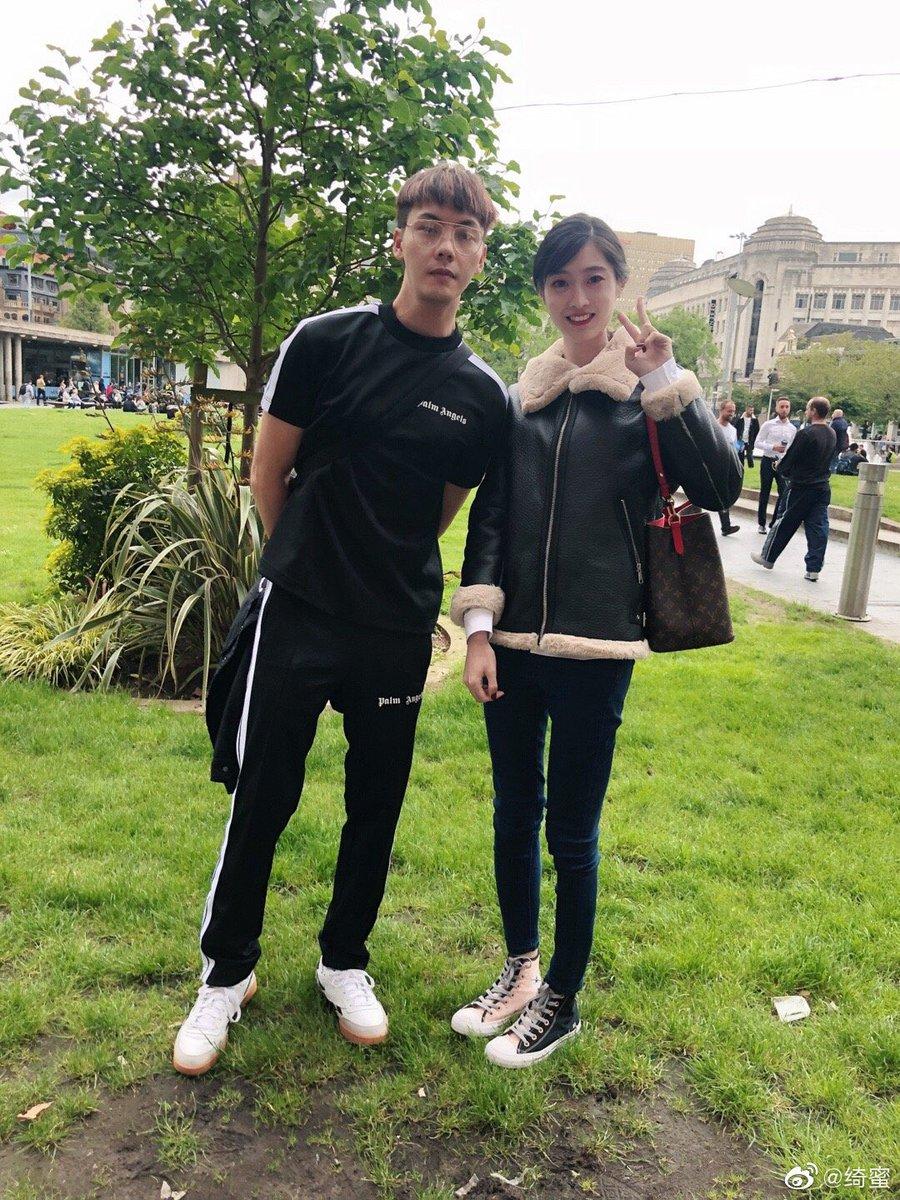 2019-6-18 William Chan ~ Manchester,#England CR:Sina Weibo @ 绮蜜 #陳偉霆 #williamchanwaiting #williamchan #陈伟霆 #진위정 #ウィリアム・チャン #เฉินเหว่ยถิง #palmangels #reebok x #williamism #reebokclassic #Actor #Singer #Dancer #Fashion