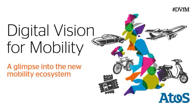 Check out the infographic from our newly launched Digital Vision for Mobility for a...