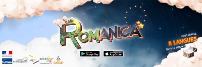 Le @MinistereCC a sorti un premier #jeuvidéo « Romanica » pour sensibiliser aux...