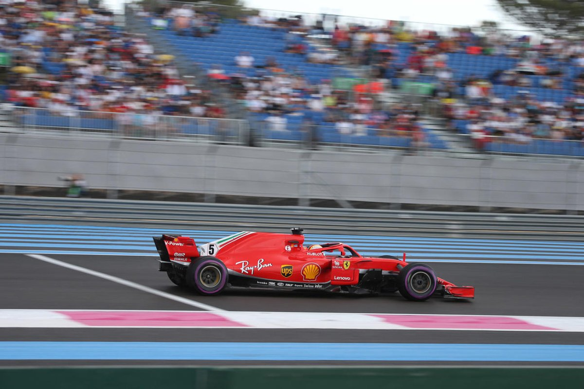 Sebastian Vettel about French GP: Last year our race was compromised by the first lap incident but I think our car can have the pace to do quite well there.   #FrenchGP 🇫🇷 #F1