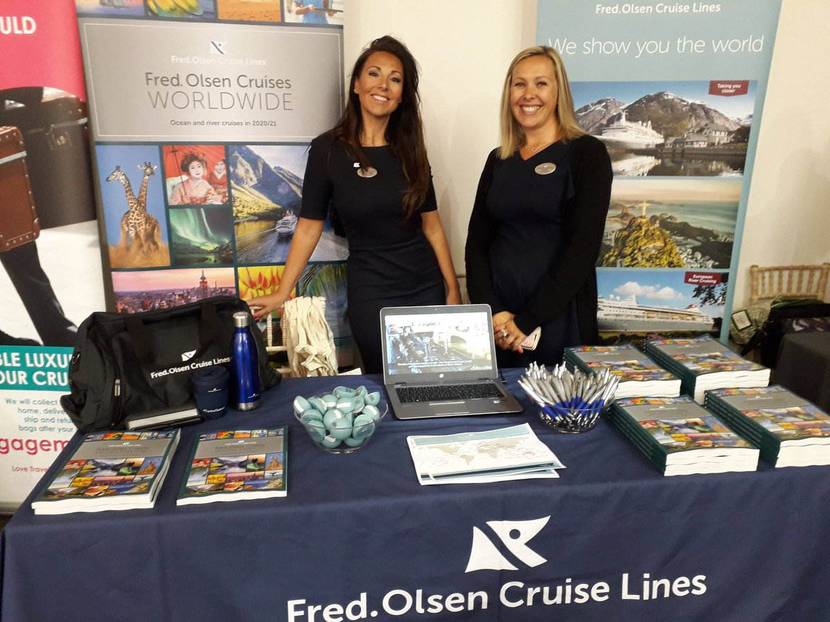 We are talking all things #WorldCruise at the @ROLCruiseLtd  World Cruise Show today. Come and speak to us about our exciting 108-night voyage in 2021! #FredOlsen @FredOlsenCruisepic.twitter.com/J1aSVbKo2F