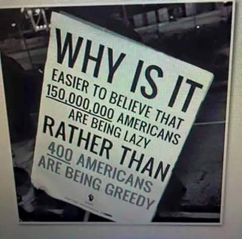 Why is it easier to believe…?