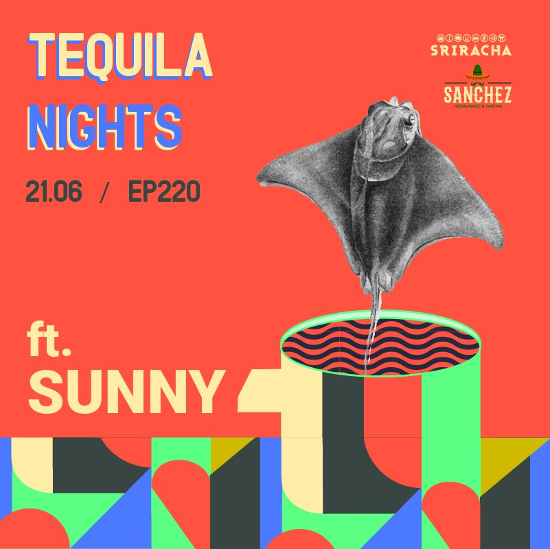 #TequilaNights EP - 220 It's time to get your groove on as DJ Sunny Zahir takes on Sanchez, UB City this #Friday! Begin your #weekend with a 💥 See you there, 10 pm onwards!  #FridayFeeling #Dance #Party #DJ #Music #BLR