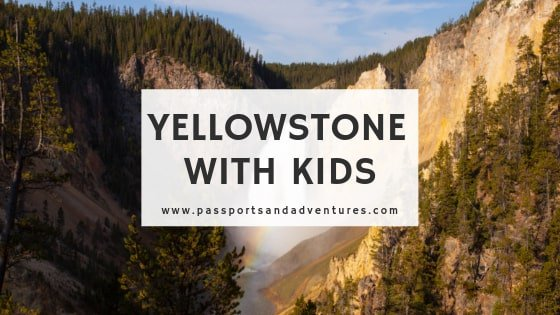 Yellowstone with Kids is totally do-able with this ultimate how to guide. From how to get there to where to stay and what to do, this has it all! #ynp #travel https://passportsandadventures.com/visiting-yellowstone-with-kids/…