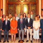 Image for the Tweet beginning: Nueva estructura del gobierno municipal