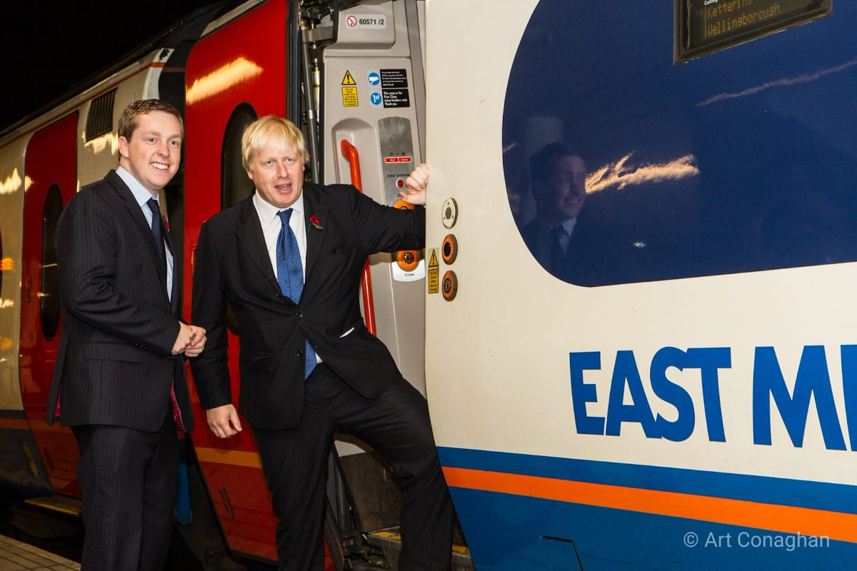 Im convinced that only @BorisJohnson will deliver a proper Brexit by the 31st October - come what may. All aboard! @BackBoris