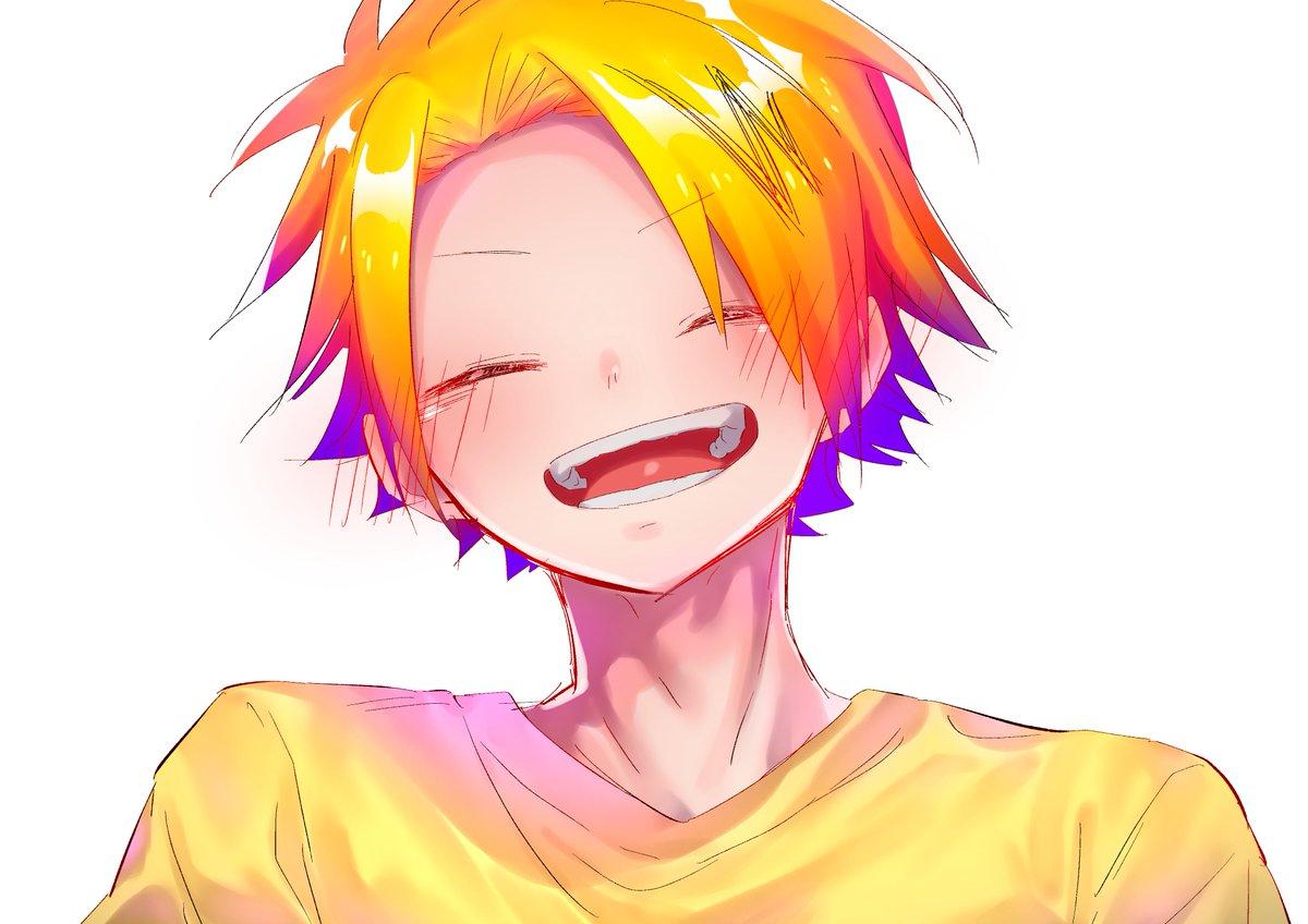 ああああああああああああああああああはっぴー笑顔な電気ちゃん!!!! #kmnrdnk