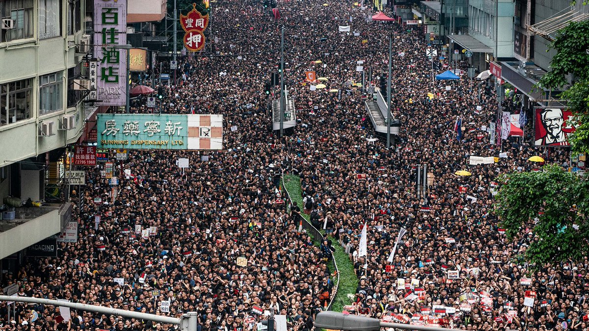Hong Kong recently saw massive protests over a controversial bill that would allow extraditions to mainland China. The bill has been suspended but here's why demonstrators aren't calling it quits http://mag.time.com/Khb3Jaf
