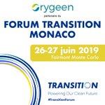 Image for the Tweet beginning: Orygeen est partenaire du Forum