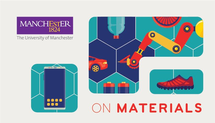 "Maria Iliut and @v_aravind featured in new @OfficialUoM publication ""On Materials"" about partnership with @inov_8 https://t.co/ng7NBW420z @UoMMaterials @UoMGraphene @RoyceInstitute #Graphene #graphenegrip"