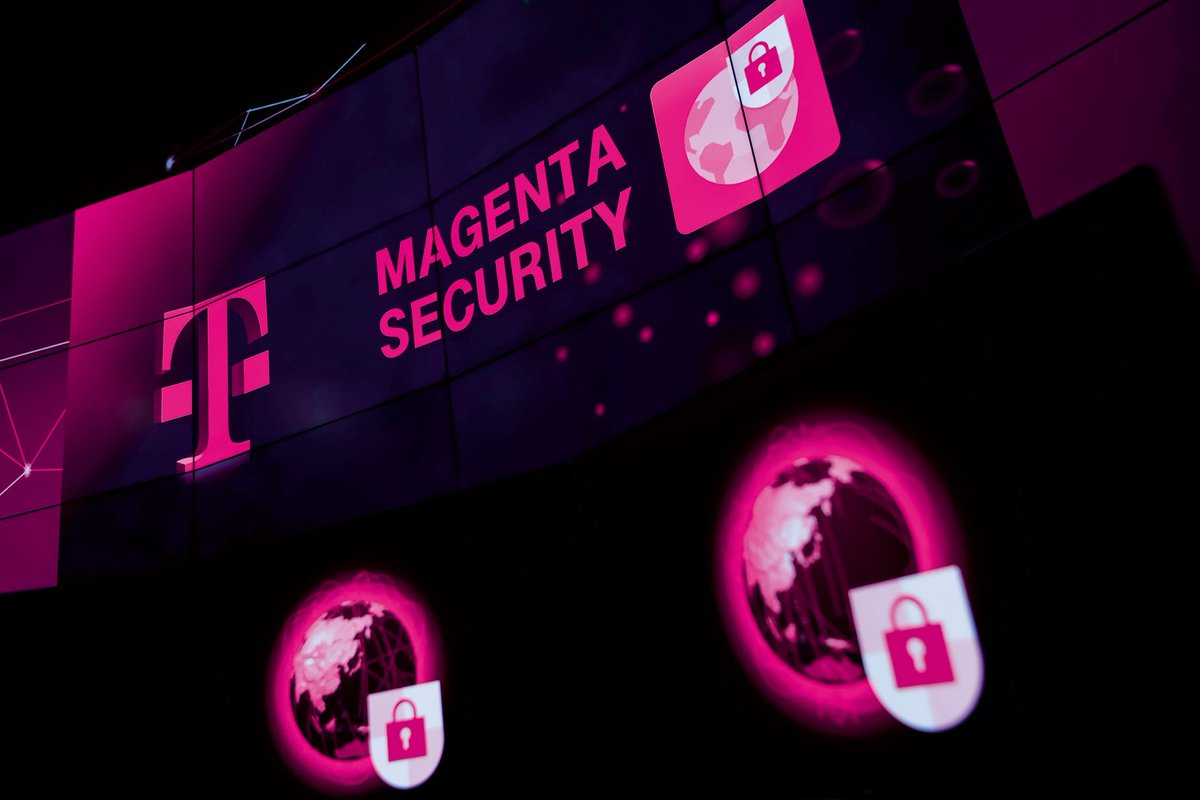 Social Media Post: ++Duales Studium im Bereich IT-Security++ Themen wie künstliche...
