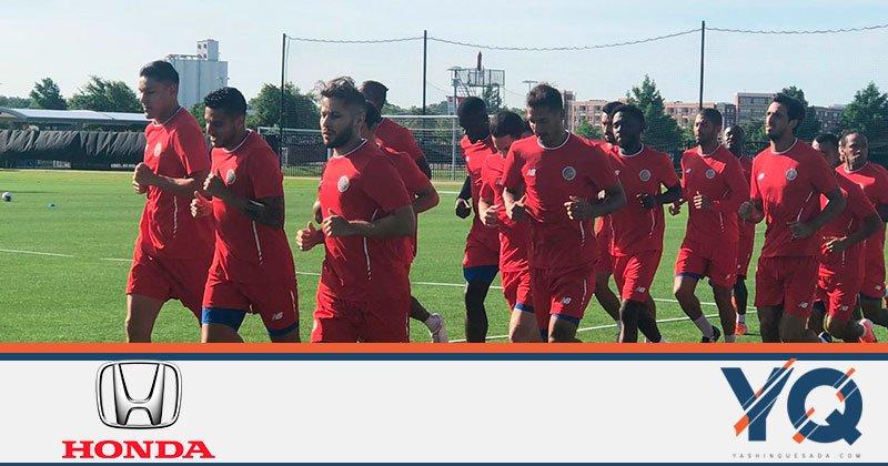 #LaSele Costa Rica tendría jugadores de renovación en la titular ante Bermudas, asimismo con un posible regreso de Bryan Ruiz, nuestro comentario #AsíLoVeoYo a nombre de Vehículos Honda https://yashinquesada.com/comentario-matosas-quiere-consolidar-al-equipo-en-primera-fase/…