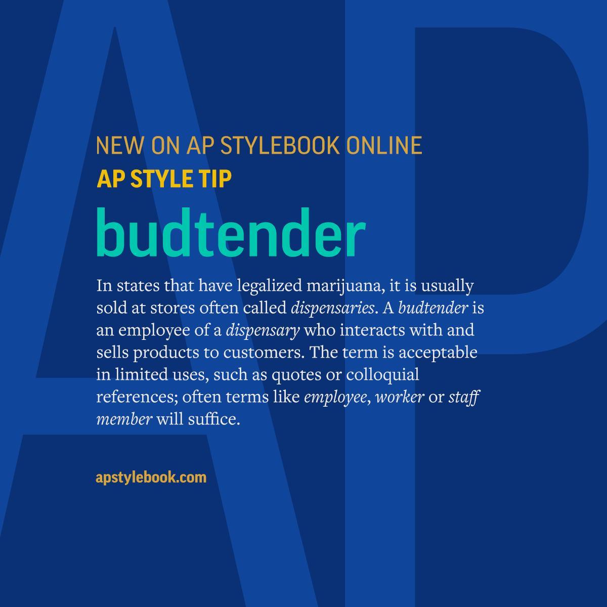 Media Tweets by AP Stylebook (@APStylebook)   Twitter
