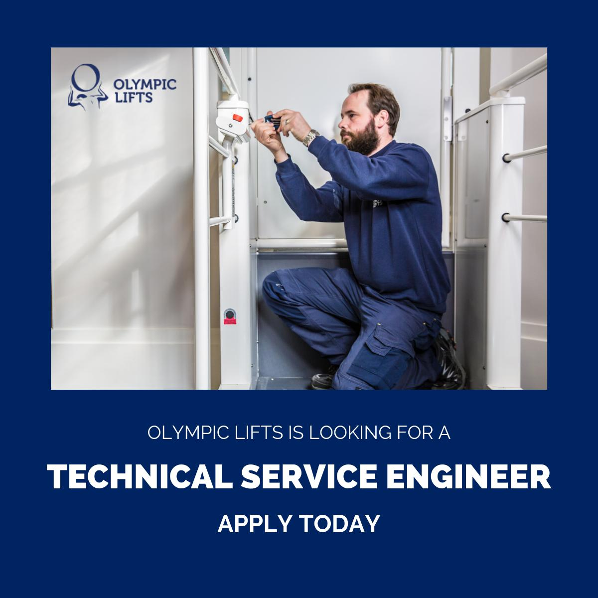 #JobOpportunity 💼  We're looking for a Technical Service Engineer to join our expanding team! Find out more about the role and how to apply here - http://bit.ly/2XkOhSf