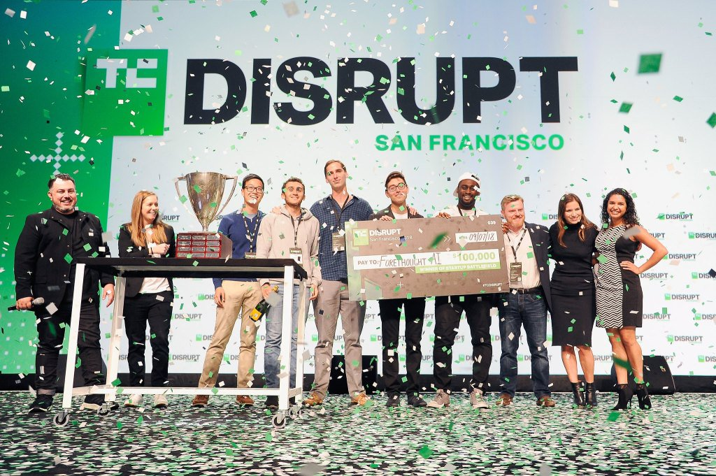 Launch your startup onstage at TechCrunch Disrupt SF 2019 https://tcrn.ch/31Anpgq by @neeshatambe