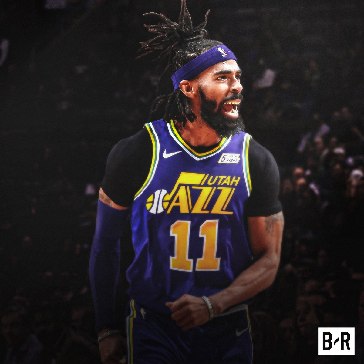 Image result for mike conley jazz